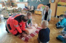 Więcej o: Spotkanie z ratownikiem medycznym